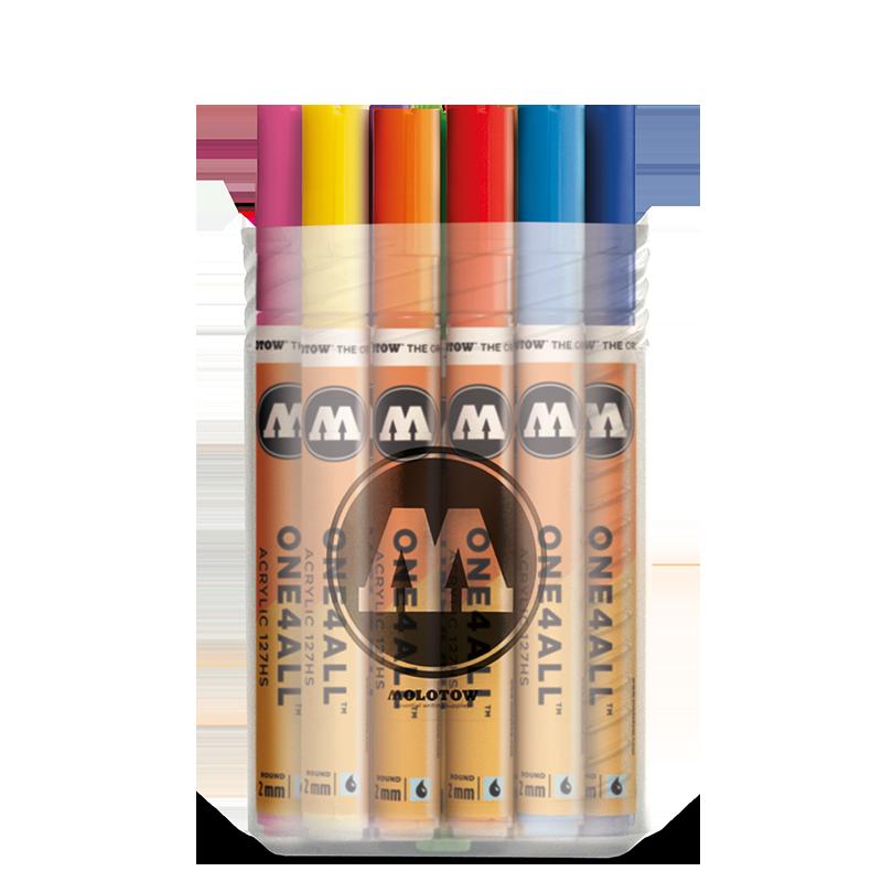 ONE4ALL™ 127HS 2mm 20x - Main-Kit I - PP Box