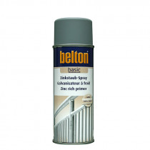 Belton Basic - Zinc Rich 99% Primer 400ml grey