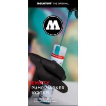 Empty Pump Marker System