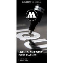 Liquid Chrome™ flyer