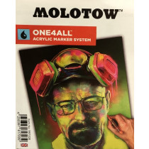 MOLOTOW™ One4All acrylic marker system pocket feature