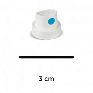 "Cap ""SmoothSoft"" (white/blue)"